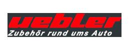 Uebler Anhängerkupplung Logo